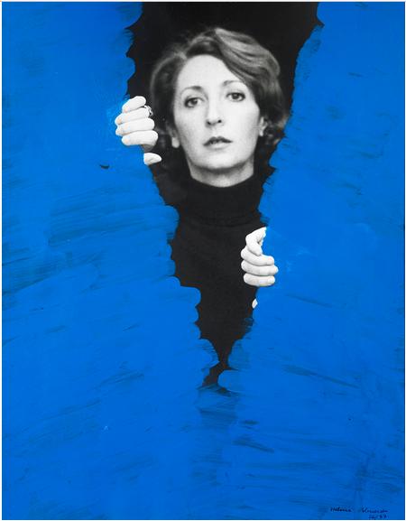 Pintura habitada, 1976 - Helena Almeida