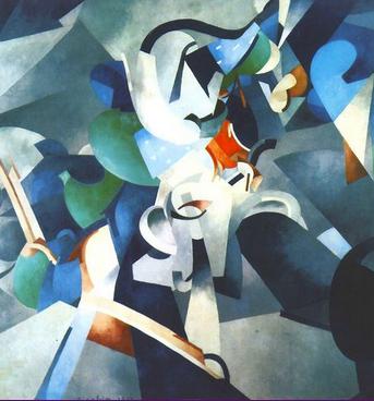 F. Picabia Udnie
