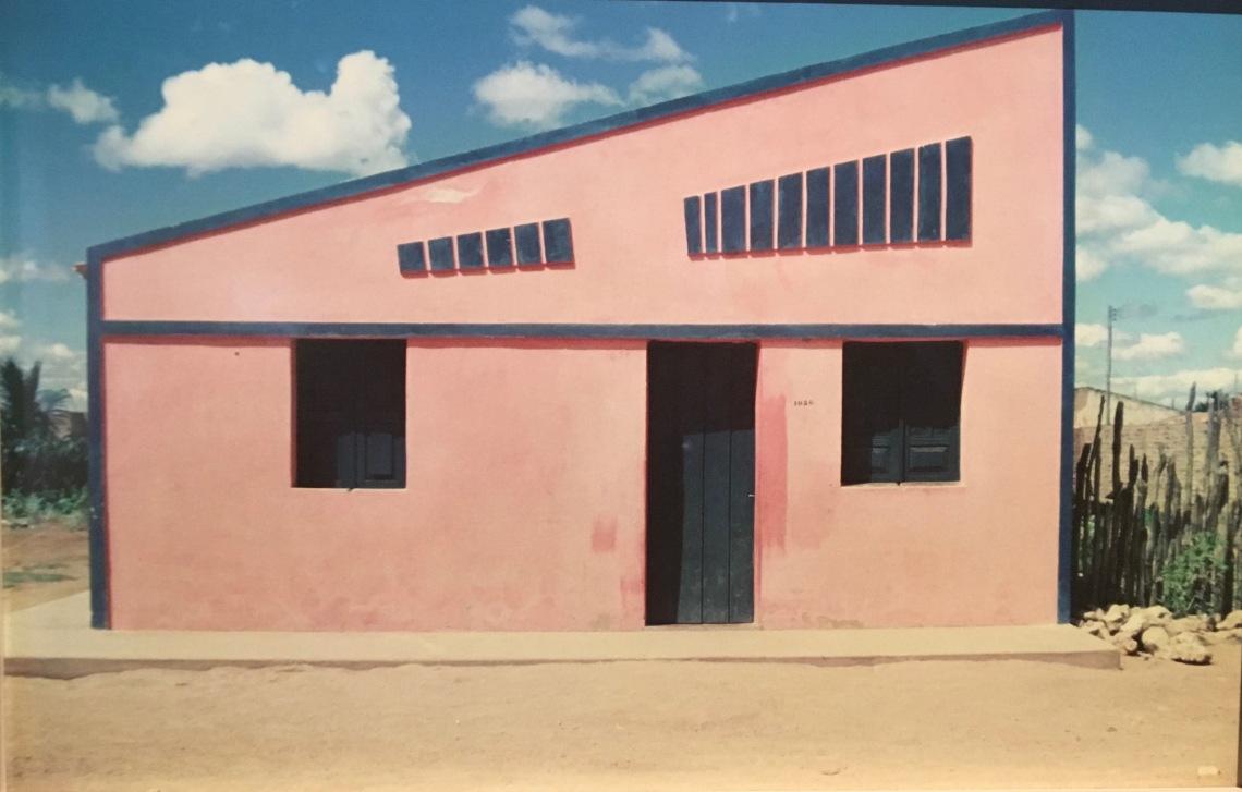 5.Géométries Sud. Anna Mariani, Xique-Xique, Bahia, Brésil, 1979. Tirage jet d'encre, 20,6 x 30,6 cm. Collection de l'artiste