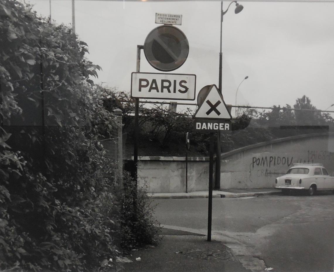 E. KOSSAKOWSKI 6 mètres avant Paris 1. 1971