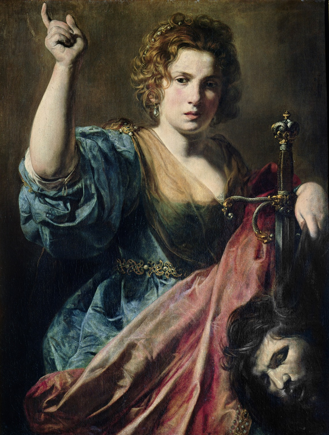 Judith (oil on canvas)