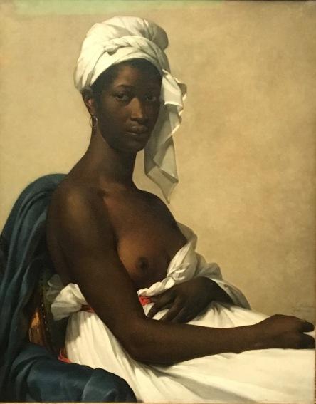 1. Marie-Guillemine Benoist, Portrait de Madeleine dit aussi Portrait d'une négresse. 1800, Huile sur toilejpg
